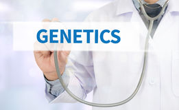 GENETICS Stock Photo