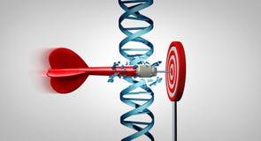 Genetische Doorbraak stock illustratie