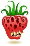 genetiskt ändrad jordgubbe Arkivfoto