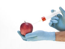 Genetyczny eksperyment obraz royalty free