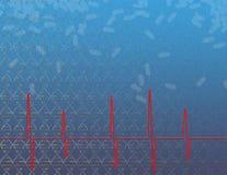 genetyka zdrowia serca medicine ilustracja wektor
