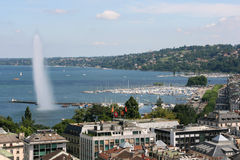 Geneva Royalty Free Stock Photography