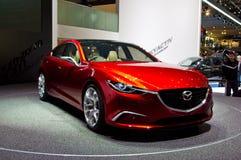 Geneva 2012 - Mazda Takieri Royalty Free Stock Image