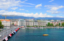 Geneva Royalty Free Stock Photo