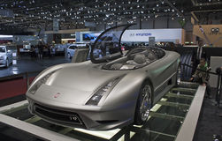 Geneva 79th International Motor Show Stock Image