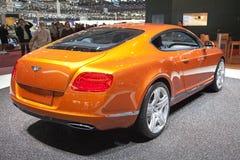 Geneva 81st International Motor Show Royalty Free Stock Image