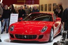 Geneva 81st International Motor Show Royalty Free Stock Photos