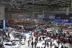 Geneva 81st International Motor Show Royalty Free Stock Photography