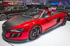 Geneva 81st International Motor Show Stock Photography