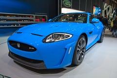 Geneva 81st International Motor Show Stock Photo