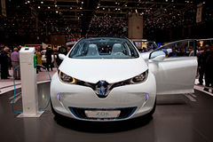 Geneva 81st International Motor Show Stock Image