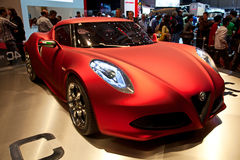 Geneva 81st International Motor Show Royalty Free Stock Photography