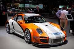 Geneva 81st internationell motorShow Royaltyfria Bilder