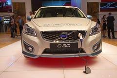 Geneva 81th International Motor Show Royalty Free Stock Images