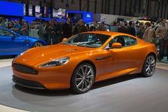 Geneva 81th International Motor Show Royalty Free Stock Photos