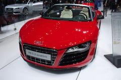 Geneva 81th International Motor Show Stock Images