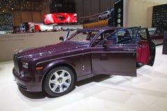 Geneva 81th International Motor Show Royalty Free Stock Image