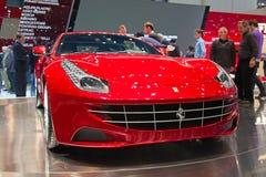 Geneva 81th International Motor Show Stock Photography