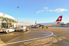 Geneva Airport Stock Images