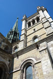 Geneva Cathedral St Pierre Stock Photography