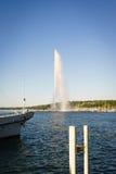 The Geneva city Royalty Free Stock Photo
