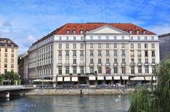 Geneva cityscape Stock Photo