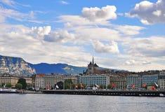 Geneva cityscape, Switzerland Stock Image
