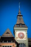 Geneva clock Royalty Free Stock Photo
