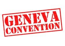 GENEVA CONVENTION Stock Photos