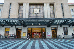 Geneva-Cornavin railway station Stock Photo