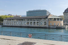 Geneva Cultural Centre Stock Photo