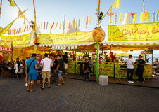 Geneva Festival 2015 (Switzerland). Royalty Free Stock Photo