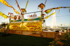 Geneva Festival 2015 (Switzerland). Royalty Free Stock Image