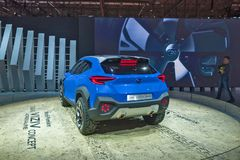 Geneva International Motor Show 2019 stock photos