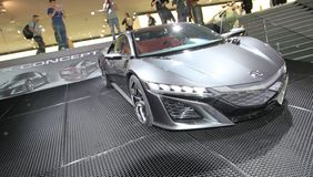 Honda NS-X concept Royalty Free Stock Photography
