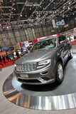 Jeep Grand Cherokee Stock Image