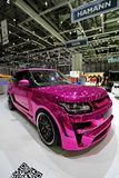 HAMANN Range Rover Vogue Royalty Free Stock Photo