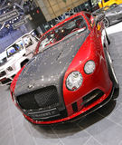Bentley Continental Mansory Sanguis Royalty Free Stock Photo