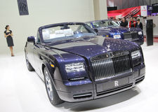 Rolls Royce Phantom Drophead Coupe Stock Image