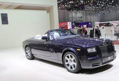 Rolls Royce Phantom Drophead Coupe Stock Photos