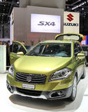 Suzuki SX4 S Stock Photo