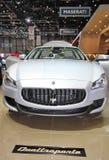 Maserati Quattroporte Stock Images