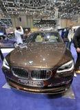 BMW Alpina B7 Royaltyfri Bild