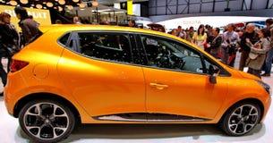 Renault Clio Royaltyfri Foto