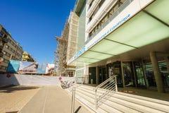 Geneva Maternity Hospital, Switzerland Stock Image