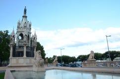 Geneva Monument Stock Images