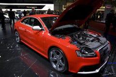 Geneva Motor Show 2010 Stock Image
