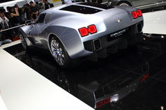 Geneva Motor Show 2011 – Gumpert Tornado royalty free stock images