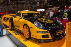 Geneva Motor Show in 2013 Royalty Free Stock Photo