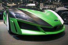 Geneva Motorshow 2009 - Frazer Nash Namir Stock Photo